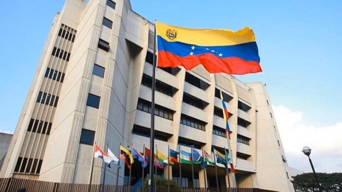 The Venezuelan Supreme Court has intervened in major opposition parties Democratic Action and Justice First. (@TSJ_Venezuela)